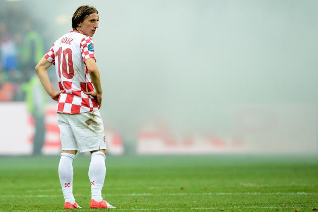 Manchester United Are Wasting Their Time on Luka Modric