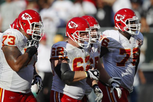 Kansas City Chiefs: Best Offensive Linemen in Franchise History