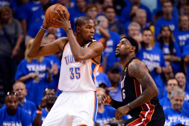 Most Intriguing Potential NBA Finals Matchups for Next Season
