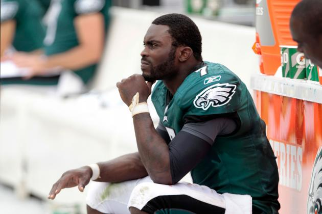 Philadelphia Eagles: 4 Ways to Overcome Michael Vick's Inevitable Injury