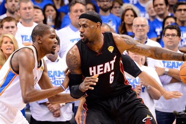 NBA Finals 2012: 10 Reasons Why This Is the Dream Matchup for the League