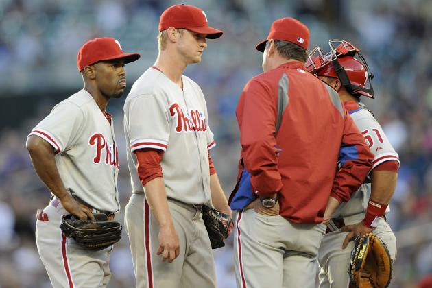 Each Philadelphia Phillies Player's Season Explained in 140 Characters or Less