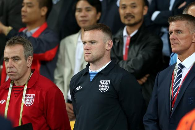 Wayne Rooney: 10 Bold Predictions for His England Return Against Ukraine