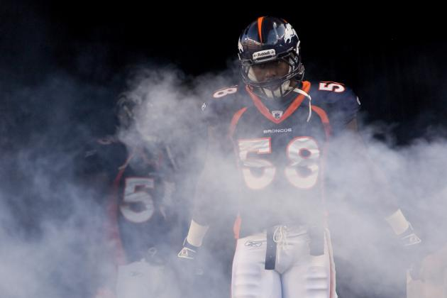 Von Miller and the 10 Best Defensive Players in Denver Broncos History