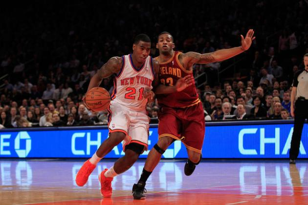 New York Knicks: Looking at Shooting Guards Who Could Cover for Iman Shumpert