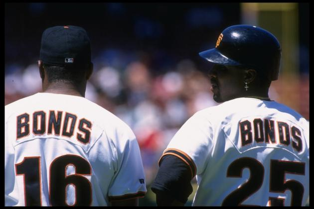 Bobby and Barry Bonds and MLB's 10 Greatest Father-Son Combos of All Time