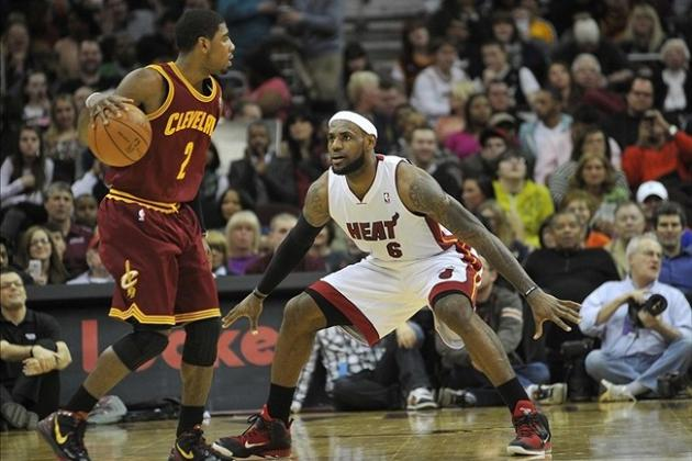 Cleveland Cavaliers: Why Cavs Are Better off with Kyrie Irving Than LeBron James