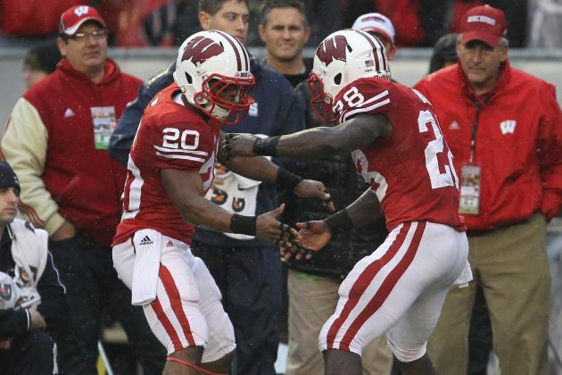 Wisconsin Football: Projecting Stats for Badgers' Top Performers in 2012
