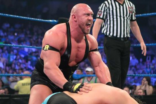 WWE: 5 Reasons Ryback Is WWE's Most Boring Gimmick