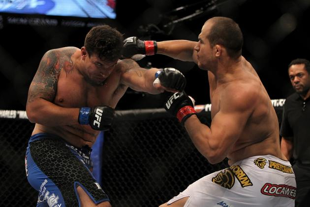 MMA: Top 15 Knockouts of 2012 (So Far)