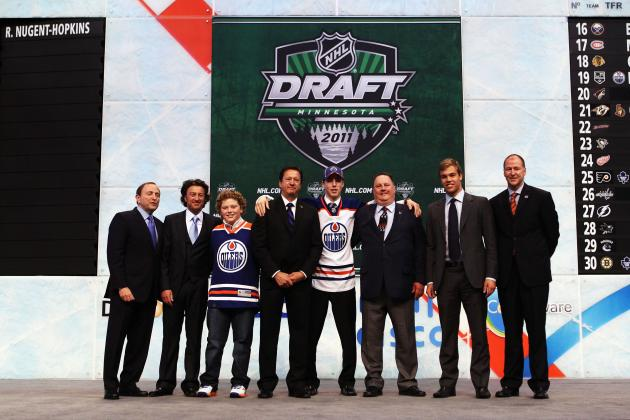 NHL Draft Expertise: Ranking Each Team from Detroit to Columbus