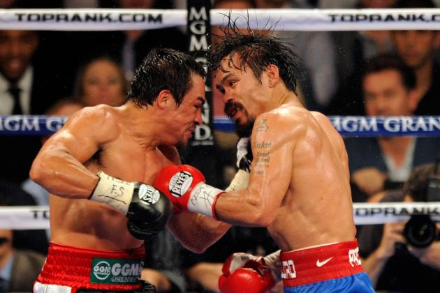 Juan Manuel Marquez: 5 Possible Opponents If Pacman Fight Falls Through