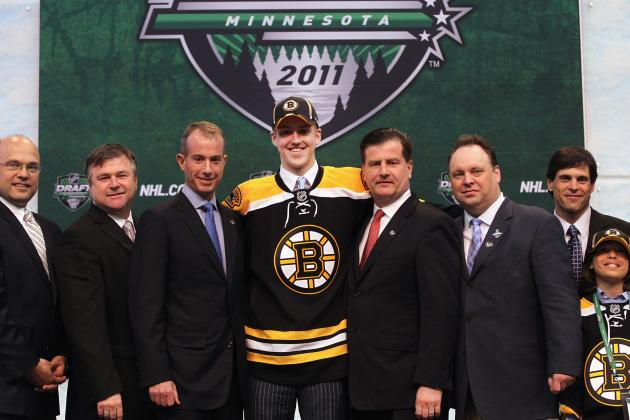 2012 NHL Mock Draft: Updated Round 2 Predictions