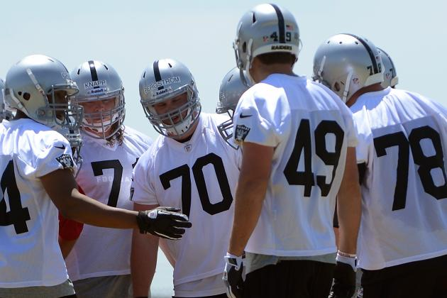 Oakland Raiders: Five Key Positions as the Team Concludes Offseason Program