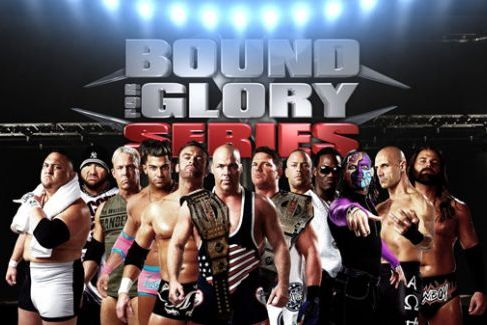 TNA: Observing the Participants of the 2012 Bound for Glory Series