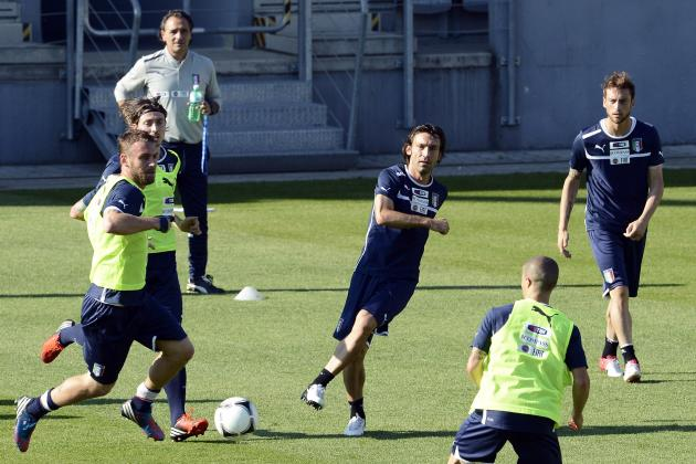 Euro 2012: Italy's Keys for Rocking the Irish