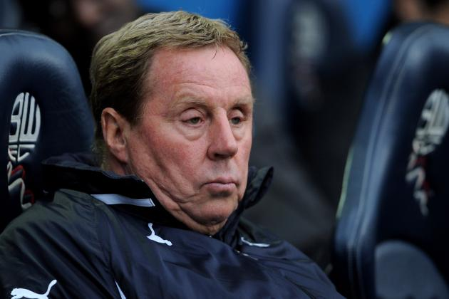 Tottenham: 10 Able Replacements for Harry Redknapp