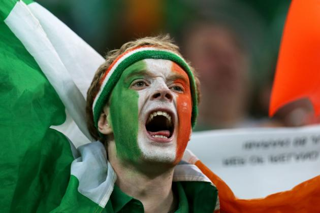 Power Ranking the 16 Fanbases at Euro 2012