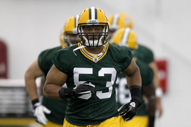 5 Encouraging Signs Heading into Green Bay Packers' 2012 Season