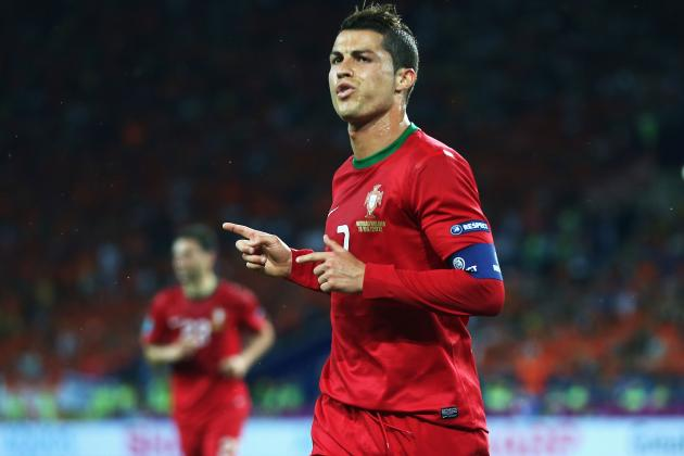 Euro 2012 Power Rankings: Grading the Top 16 Players After the Group Stage
