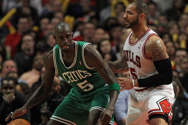 NBA Free Agency 2012: Power Ranking Best Contenders for Kevin Garnett to Join