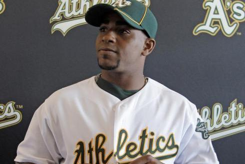 Oakland Athletics: 6 Reasons Yoenis Cespedes Is the Face of the A's