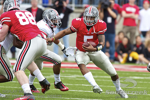 Ohio State Buckeyes: Picking Every 2012 Game on the Board Against the Spread