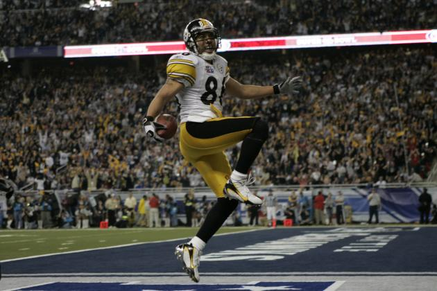 Pittsburgh Steelers: Top 13 Moments of Hines Ward's Career