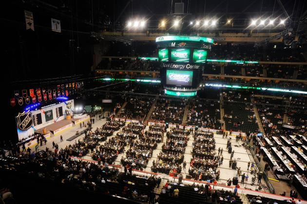2012 NHL Mock Draft: Full First-Round Predictions