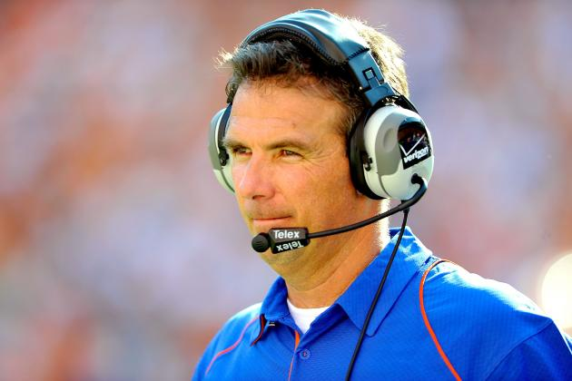 Florida Football: Top 3 Head Coaches of All Time