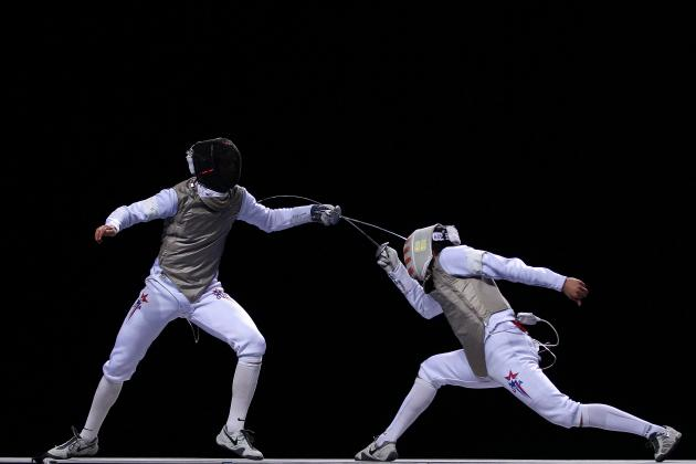 US Olympic Fencing Team 2012: Updated News & Analysis for America's Squad