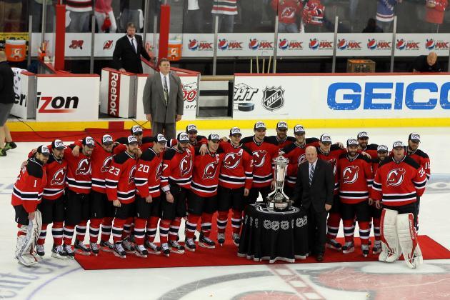 New Jersey Devils 2012 Free Agency: Dump 'Em or Keep 'Em?