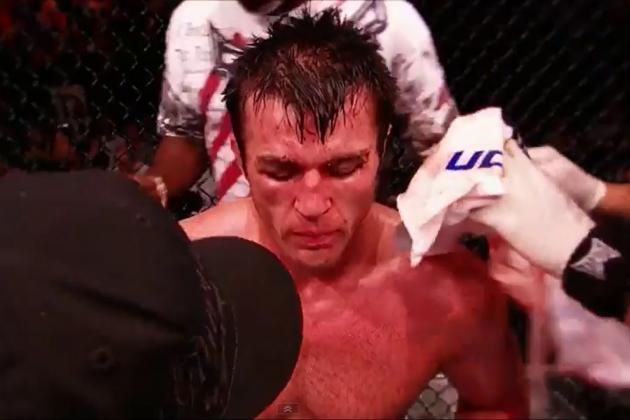 Chael Sonnen and the Biggest Title Fight Gaffes in UFC History
