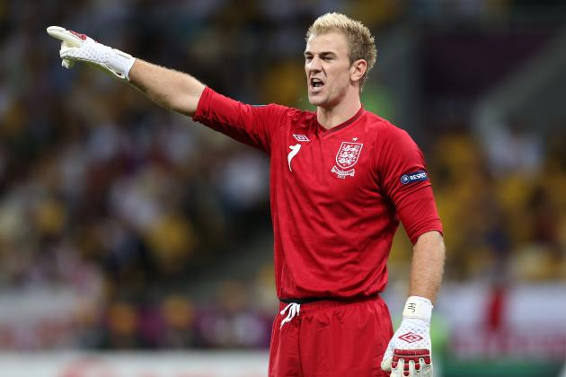 Joe Hart and the Best Goal Keepers in Euro 2012