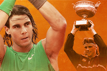 9 Ways Rafael Nadal and Bjorn Borg Are Linked as Legends at Wimbledon