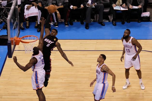 NBA Playoffs 2012: Ranking Top 10 Dunks of Postseason