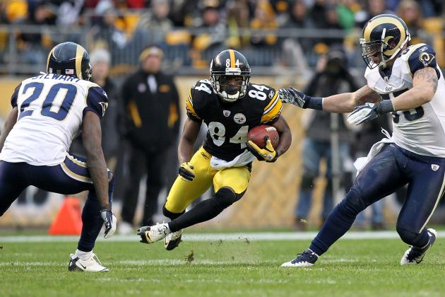 Predicting the Fate of Every Pittsburgh Steeler in a Contract Year