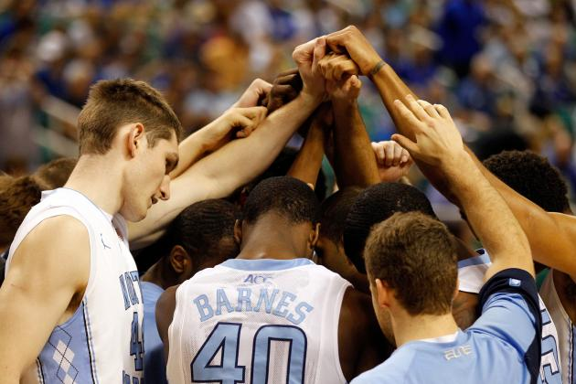 NBA Mock Draft 2012: Best Fits for Former UNC Players
