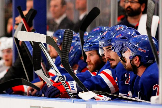 New York Rangers UFAs: Keep Them or Dump Them?
