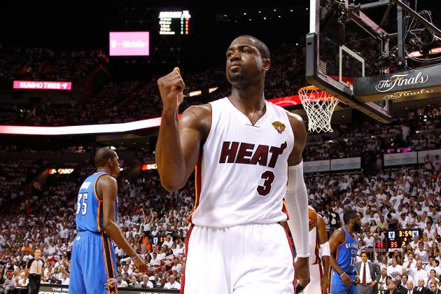 NBA Trade Speculation: 10 Stars the Miami Heat Could Get for Dwyane Wade