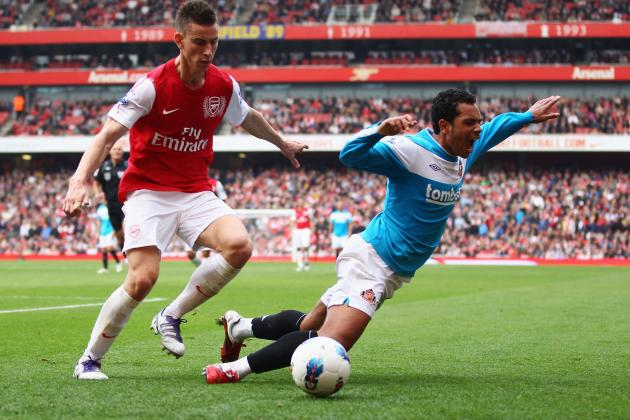 Premier League Fixtures 2012-13: 6 Biggest Games for Arsenal