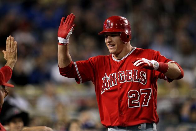 Bryce Harper vs. Mike Trout: 5 Reasons Trout Is the Top Long-Term Star