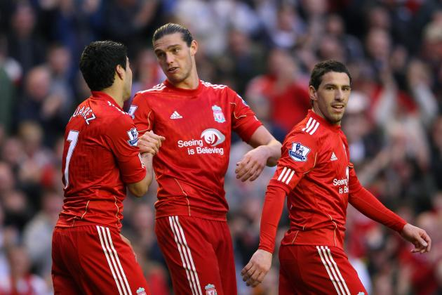 6 Must-Win Premier League Fixtures for Liverpool in 2012/2013