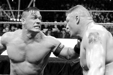 WWE: Brock Lesnar's Wipeout at Extreme Rules & the 10 Scariest Blown Spots Ever