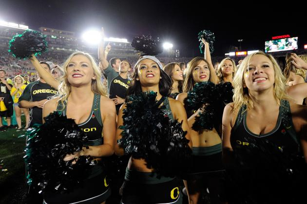 Oregon Ducks: Picking Every 2012 Game on the Board Against the Spread