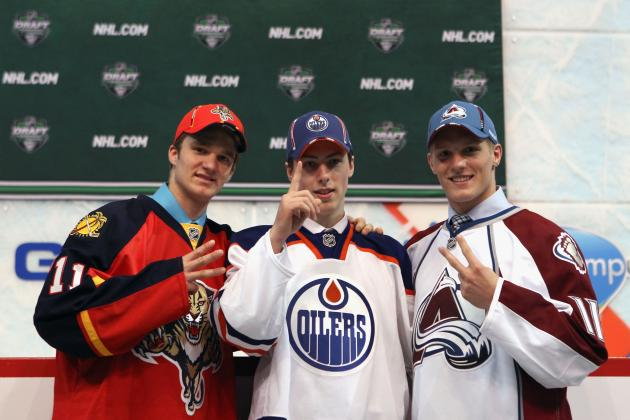 2012 NHL Draft: The 20 Worst NHL Draft-Related Photos of All Time