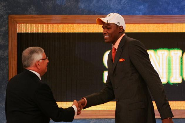 2012 NBA Mock Draft: Definitive Blueprint for Entire 1st Round
