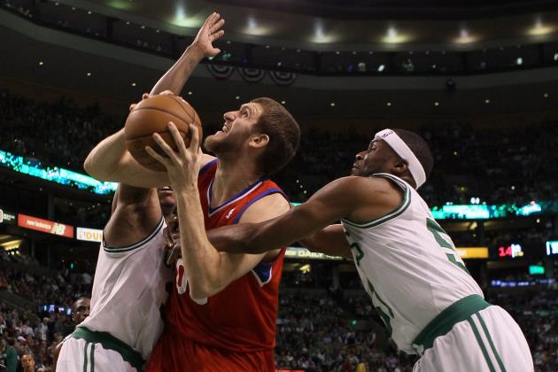 Philadelphia 76ers: 5 Reasons Bringing Back Spencer Hawes Is Not an Option