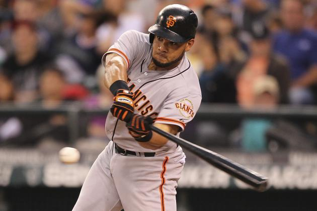 Melky Cabrera: Giants Outfielder Is Leading the NL MVP Race
