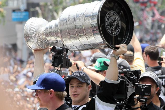 Stanley Cup: Ranking the Best Vacations NHL's Cup Has Taken